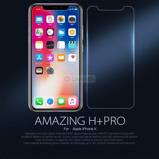 Apple iPhone 11 Pro Max X XS Max XR Nillkin H+Pro 0.2mm 9H Tempered Glass Screen Protector