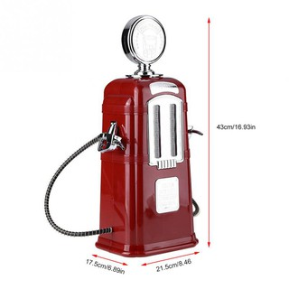 Gas Station Beer Dispenser Double Tube Wine Pump Alcohol Liquid Beverage Machin