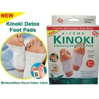 SE KINOKI DETOX FOOT PATCH