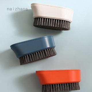 naizhans  1PC Simple Fashionable Convenient Washing Tool Wash Brush Shoe Scrubber Cleaning Cleaner Laundry Brush