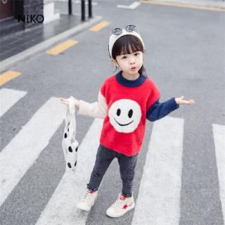 slim high quality sweater baby long sleeve sweater high quality Pretty Knitwear gentle Korean sweater must buy autumn