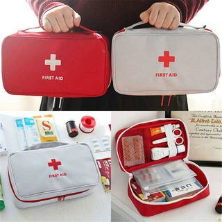 Kit First Emergency Travel Aid Bag Box Survival
