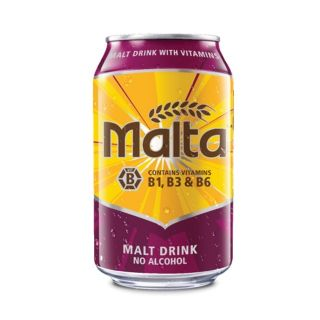 Malta Non Alcoholic Beverage 325ml