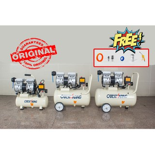 Air Compressor Oiless (Oil-Free) Very Silent
