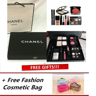 9 In 1 Make Up Set + Box + Paper Bag + Free Gift (Best Offer)