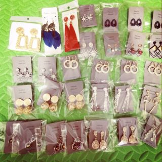 only Shopee live earrings link 只限直播下单链接