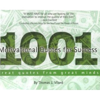 Ebook 1001 Motivational Quotes for Success