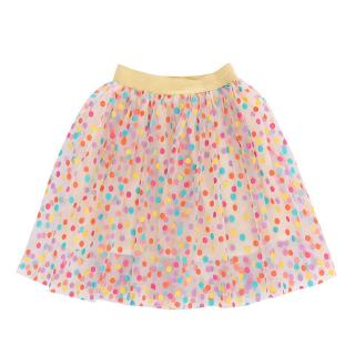 Candy-colored Dress For 2 - 8 Years Old Kid Girl Dance Costume Cute Colorful Tulle Party Dress Kids Christmas Skirt