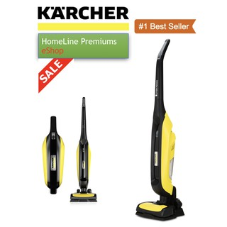 KÄRCHER VC4 BATTERY 2-in-1 CORDLESS VACUUM CLEANER 1198-1410