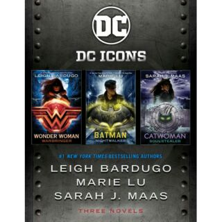 Ebook DC Icons Series