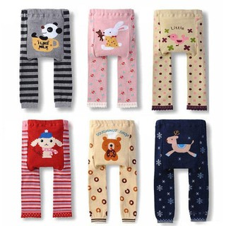 Baby PP Novelty Cute Cartoon Pattern Cotton PP Pants Size S M L Upallday
