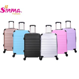 Sinma ABS Travel Luggage - 7 Colours (20