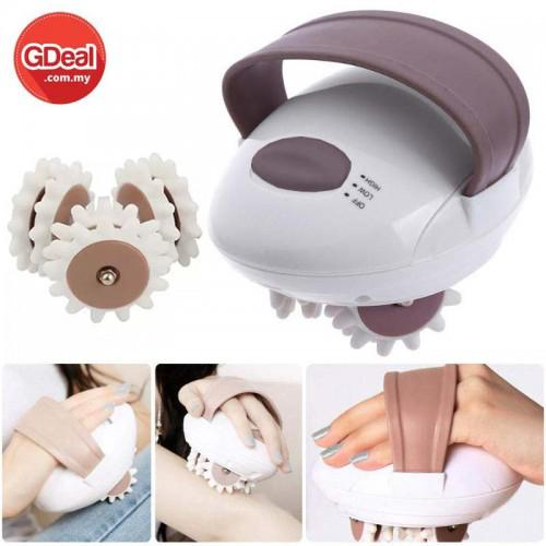 Mini Handheld Health Care 3D Electric Full Body Massager Roller (SQ-100)
