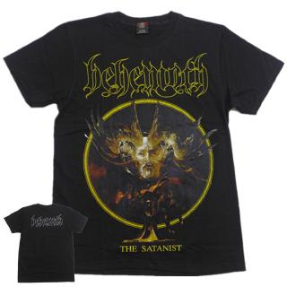 Behemoth Behemoth Satanist Satan's Death Metal T-Shirt Men's Short Sleeve T-SHIRT
