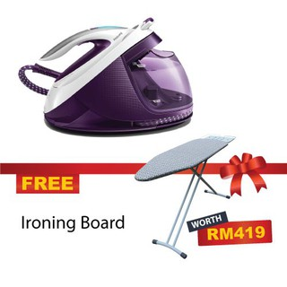 Philips PerfectCare Elite Plus Steam GC9660/36 [Free Ironing Board]