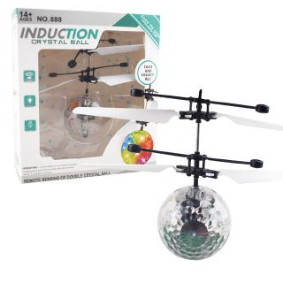 Mini  RC Helicopter Aircraft ing Ball ing toys Ball Shinning LED Lighting Quadcopter Dron  Helicopter Kids toys