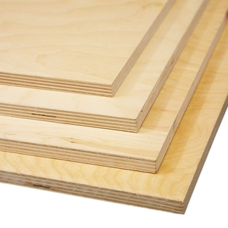 15mm Plywood 450mm (Width) DIY Furniture Shelf, Storage Box