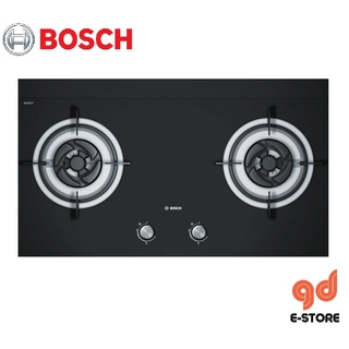 BOSCH PBD7232SG GAS HOBS 78.5 TEMPERED GLASS 2 BURNERS