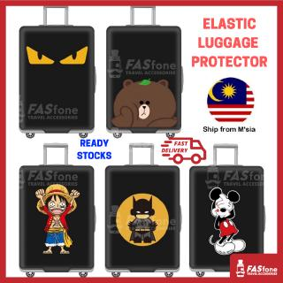 Luggage Protector Elastic Luggage Cover Luggage Suitcase Anti Scratch Dust Proof