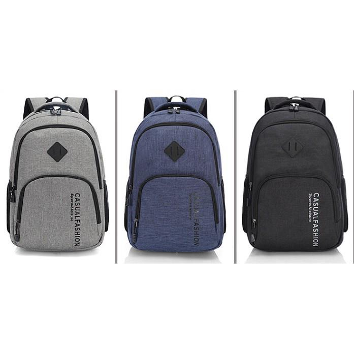 fashion backpack cheap price for notebook and tablet With shockproof sponge