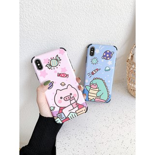 Cute planet cartoon for 11Pro / Max Apple X / XS / XR mobile phone case iPhone7p / 8plus female 6S
