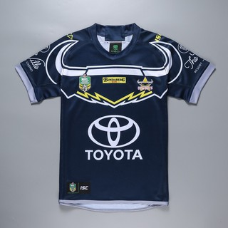 sale 2018 new Tshirt North Queensland Cowboys NRL 2018 Home S/S Rugby Shirt