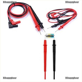 Hihappyhour High Quality Universal Digital Multimeter Meter Test Lead Probe Wire Pen Cable Fashion