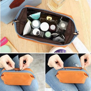 【TOP SALE!】Travel Makeup Bag Cosmetic Clutch Handbag Cute