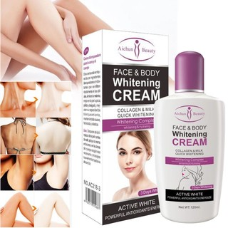 [SALE] Aichun Beauty Face Body Whitening Cream for Dark Skin Bleaching Lotion