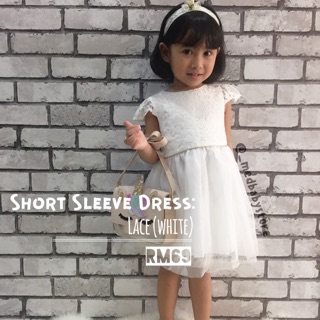 Girls Clothing - Short-sleeve dress (from London, UK 🇬🇧)