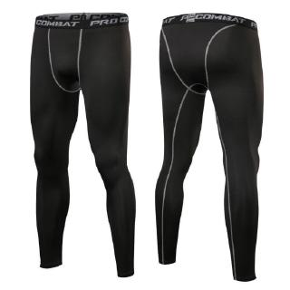 HOT Selling Men's Sports Tight Pants Men's Fitness Pants Fast-drying Running High-elasticity Training Pants