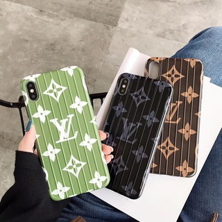 big lv travel bag with curved luggage iphone xs max i7 7plus i8 i8p