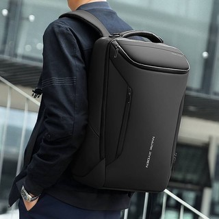Marco Leyden Computer Bag Multifunction Business Backpack Men's Backpack Student Bag Men Casual Fashion Trends In stock