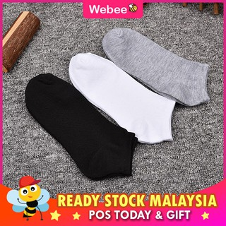 READY STOCK🎁WEBEE Japan Low ankle socks stocking stokin pendek Unisex