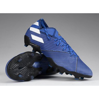 "Adidas Nemeziz 19.1 ""Inner Game"" FG men's football shoes knitted waterproof soccer shoes size 38-45 free shipping"