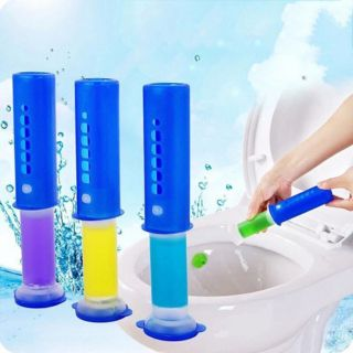 Korean Toilet Bathroom Scrubble Bubble Cleaner Cleaning - Pushtype Magic Gel