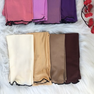 HANDSOCK SINGLE RUFFLE MATERIAL JERSEY