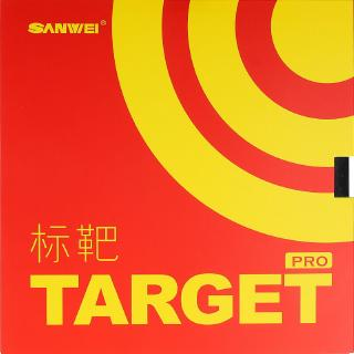 SANWEI Table Tennis Rubber TARGET Provincial forehand offensive pimples in with sponge pro sticky ping pong