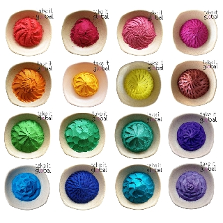 Mica Pigment Pearl Powder (all Warm / Cool Colour ) - Epoxy / Soap / Candle / Cosmetics / Lip Products