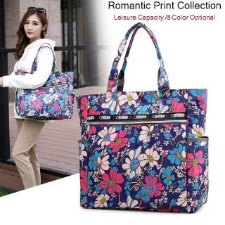 Flower Colour Leisure Time Woman Package Will Capacity Season Women's Commute Mommy Package Women's Handbag