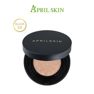 April Skin Snow Cushion Black 2.0