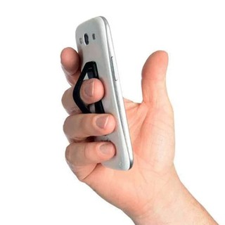 Finger Bandage Grip Handle Single Hand Operator For Mobile Phone/Tablet/E-reader Easy To Use random