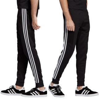 2019 New Men's Beamed Three-bar Sports Pants
