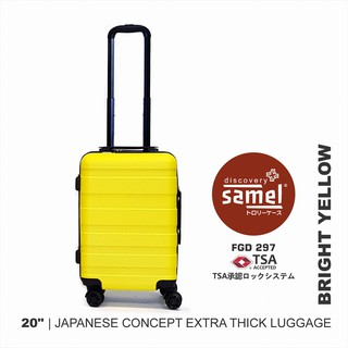 SAMEL FGD 297 JAPANESE CONCEPT EXTRA THICK 20