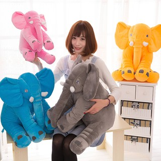 SALE!! Stuffed Cushion Kids Baby Sleeping Pillow Toy Elephant