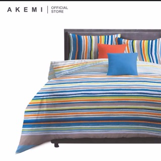 Akemi Smitten By Air 510TC Fitted Bedsheet Set
