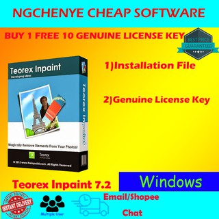 HOT ITEMPicture Watermark Removal Software BUY 1 FREE 10 LICENSE KEY