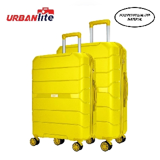 URBANlite Edge Polypropylene (PP) Material 2 in 1 Expandable Luggage (20