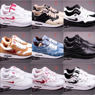 12colours Nike x Supreme Airmax Air max low-top sneakers shoes