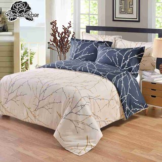 RRO Duvet Quilt Cover Pillowcase Bed in a Bag Runner Cushion Bedding Set